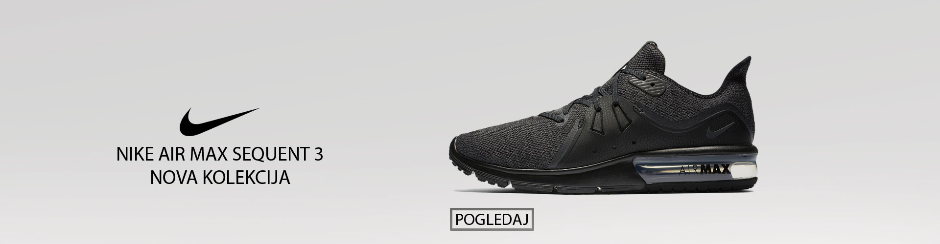 Nike Air max SEQUENT 3 muske patike