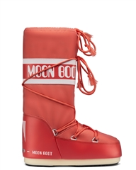 MOON BOOT NYLON CORAL