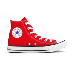 All Star crvene HI Top