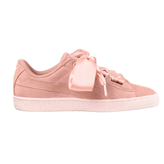 PUMA BASKET HEART PEBBLE WN'S