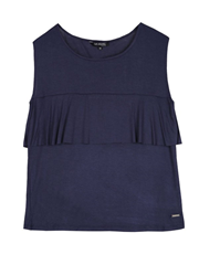 LADY'S BLOUSE SLEEVELESS