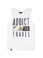 MEN'S T-SHIRT SLEEVELESS