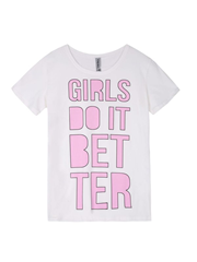 LADY'S T-SHIRT SHORT SLEEVE
