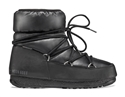 MOON BOOT LOW NYLON WP 2 BLACK